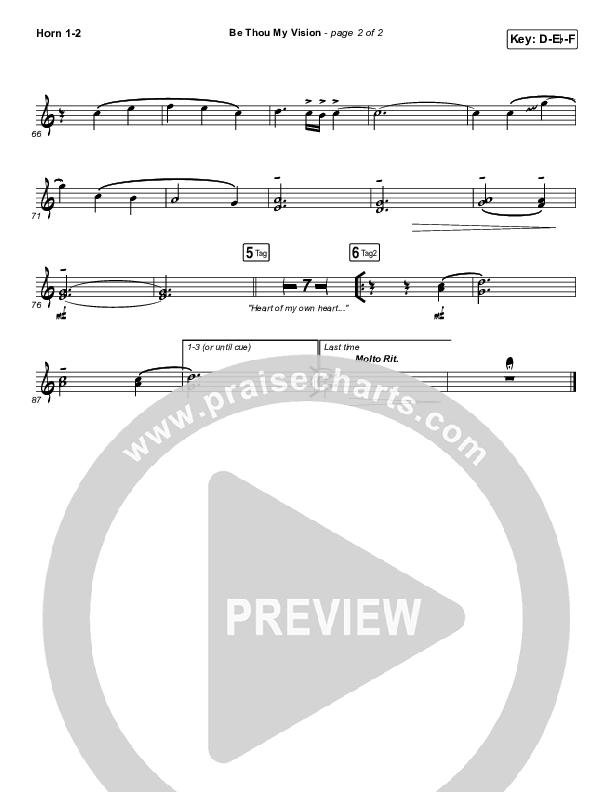 Be Thou My Vision Brass Pack (PraiseCharts Band / Arr. John Wasson)