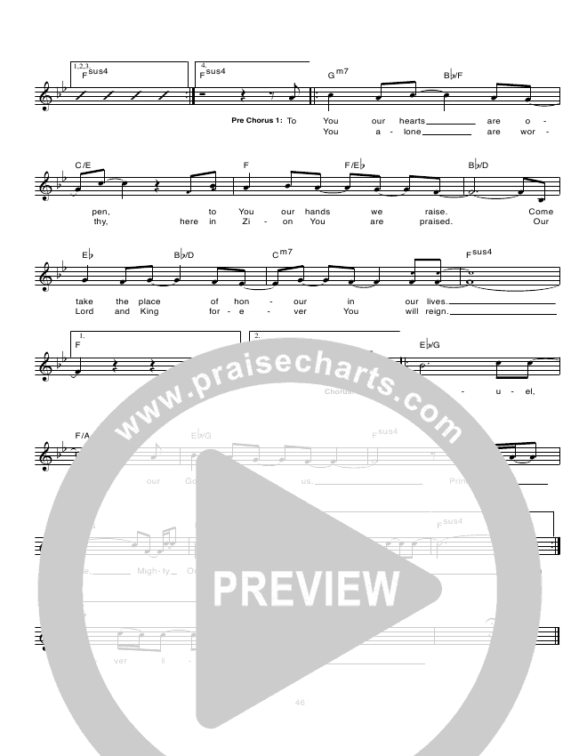 Emmanuel Lead & Piano/Vocal (Hillsong Worship)