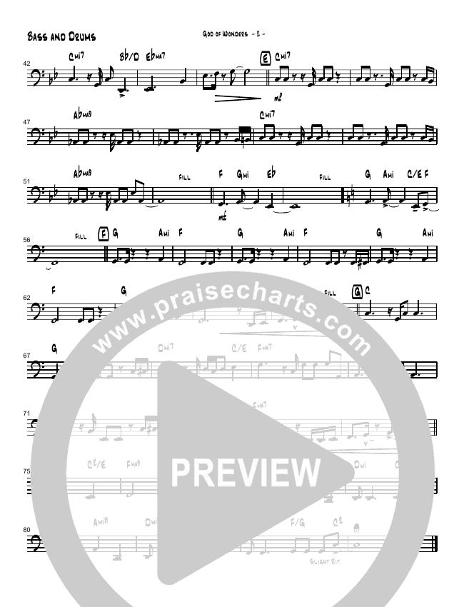God Of Wonders (Instrumental) Orchestration (Brad Henderson)