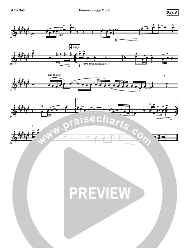 Forever Wind Pack (Bethel Music / Brian Johnson)