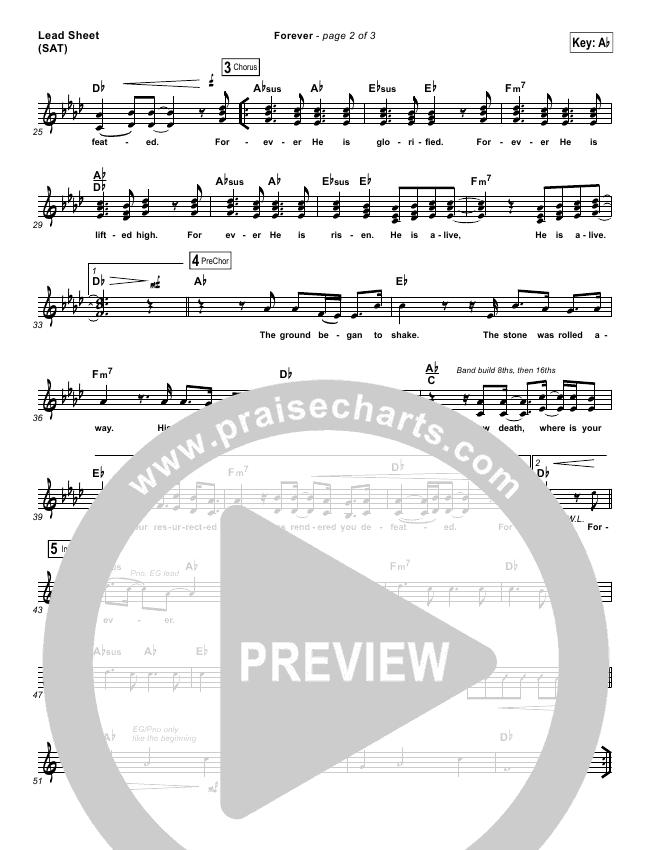 Forever (Live) Orchestration & Finale (Kari Jobe)