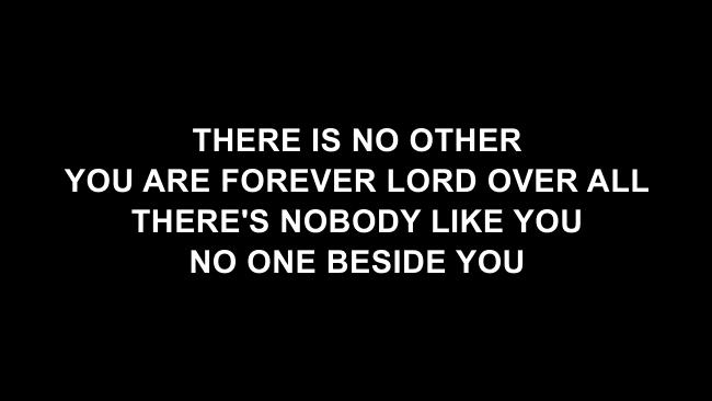 Endless Praise Lyric Slides (Planetshakers)