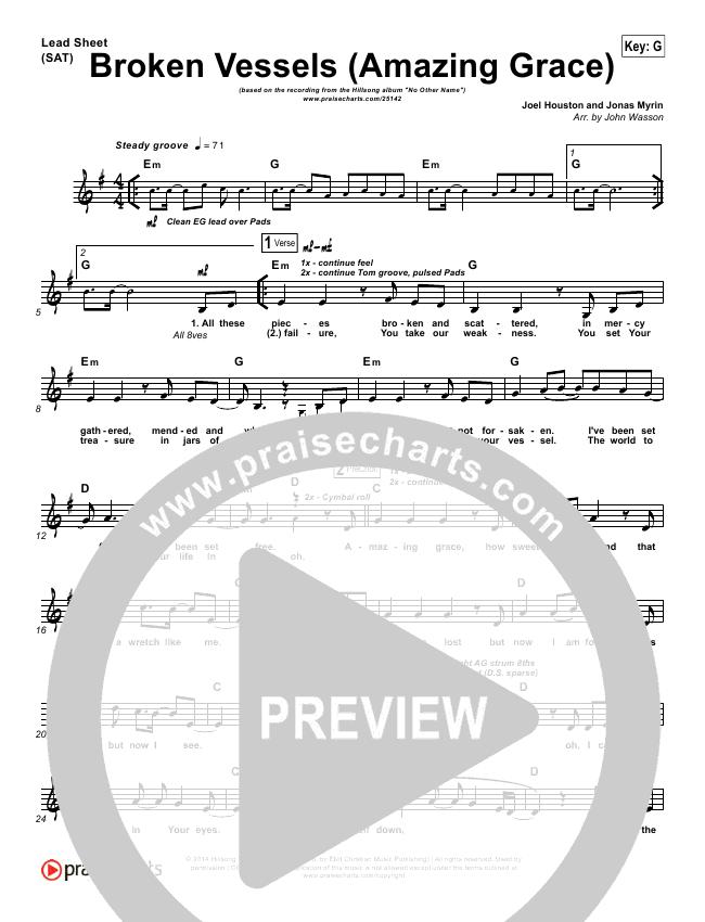 Broken Vessels Orchestration & Finale (Hillsong Worship)