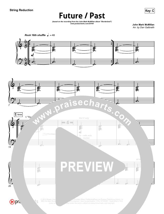 Future Past String Pack (John Mark McMillan)