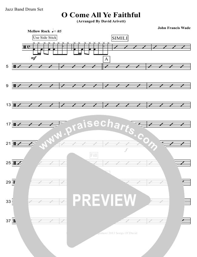 O Come All Ye Faithful (Instrumental) Orchestration & Finale (David Arivett)