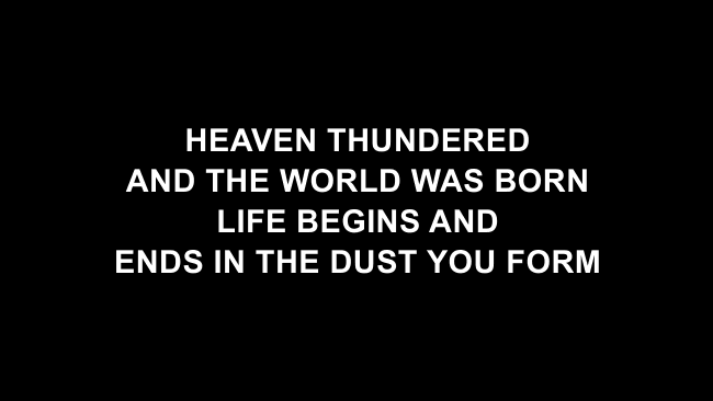 Unstoppable God Lyric Slides (Elevation Worship)