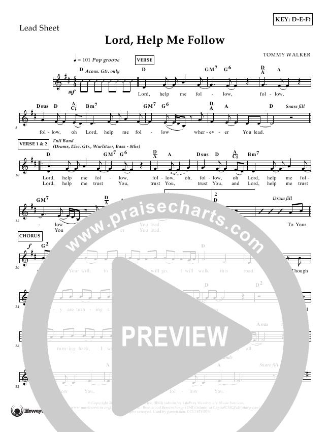 Authority Rhythm Chart (Elevation Worship)