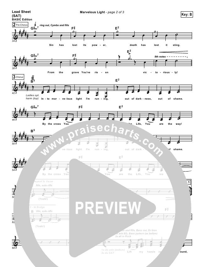 Marvelous Light Orchestration (Charlie Hall)