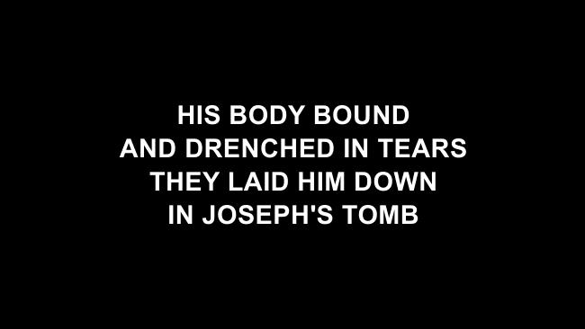 O Praise The Name (Anastasis) Lyric Slides (PPT, PRO, TXT