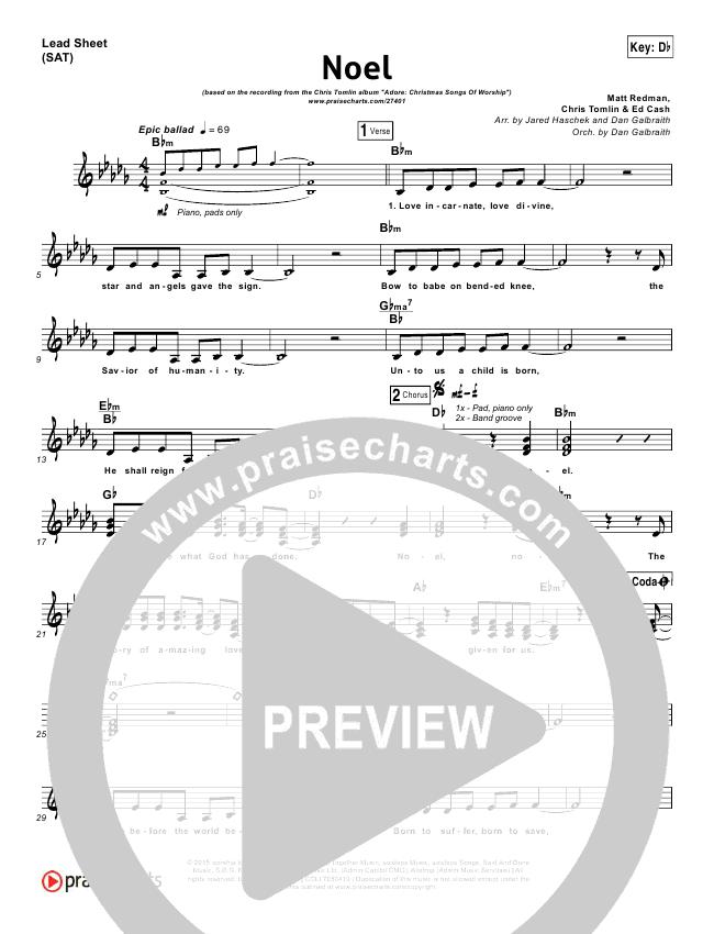 Noel Orchestration & Finale (Lauren Daigle)