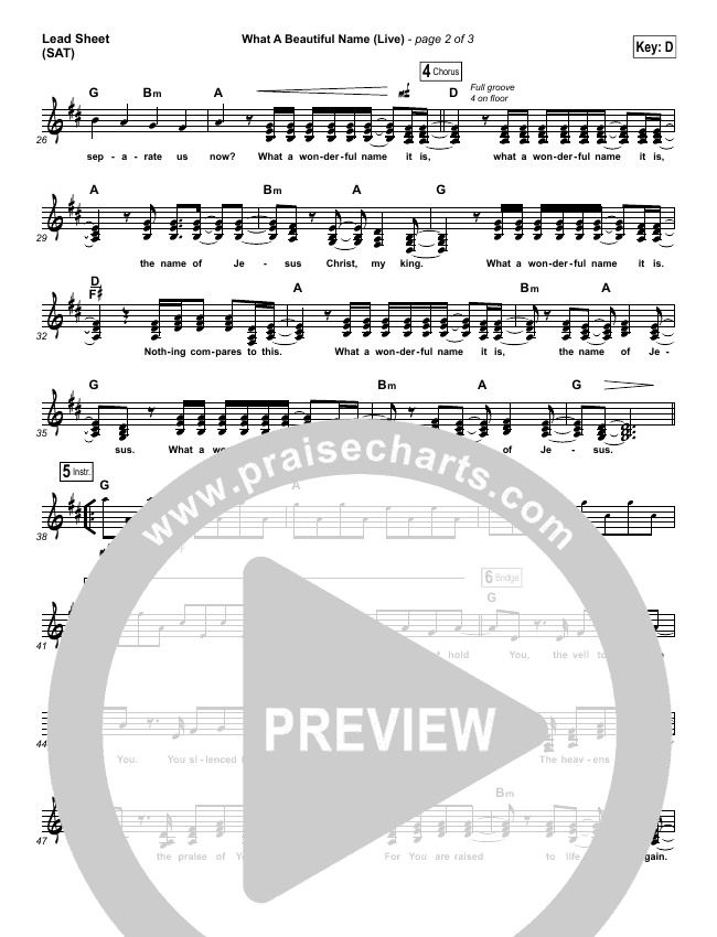 What A Beautiful Name Live Lead Sheet Piano Vocal Hillsong Worship Praisecharts,Online Kitchen Design Tool