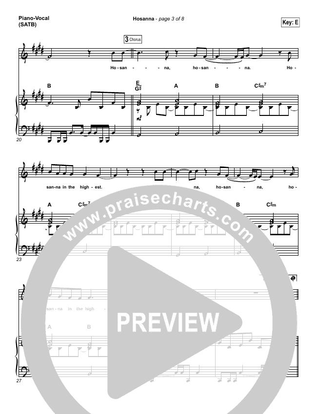 Hosanna Piano Chords Choice Image Chord Guitar Finger Position