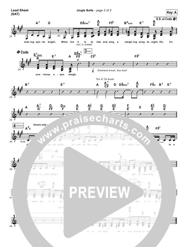 Jingle Bells Orchestration & Finale (Lauren Daigle)