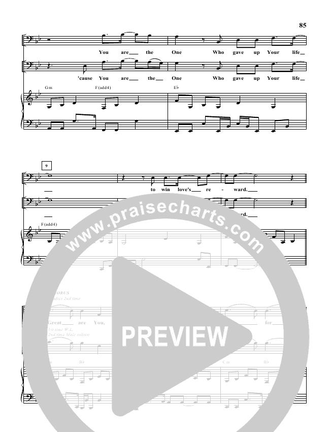 God Most High Lead & Piano (Paul Baloche)