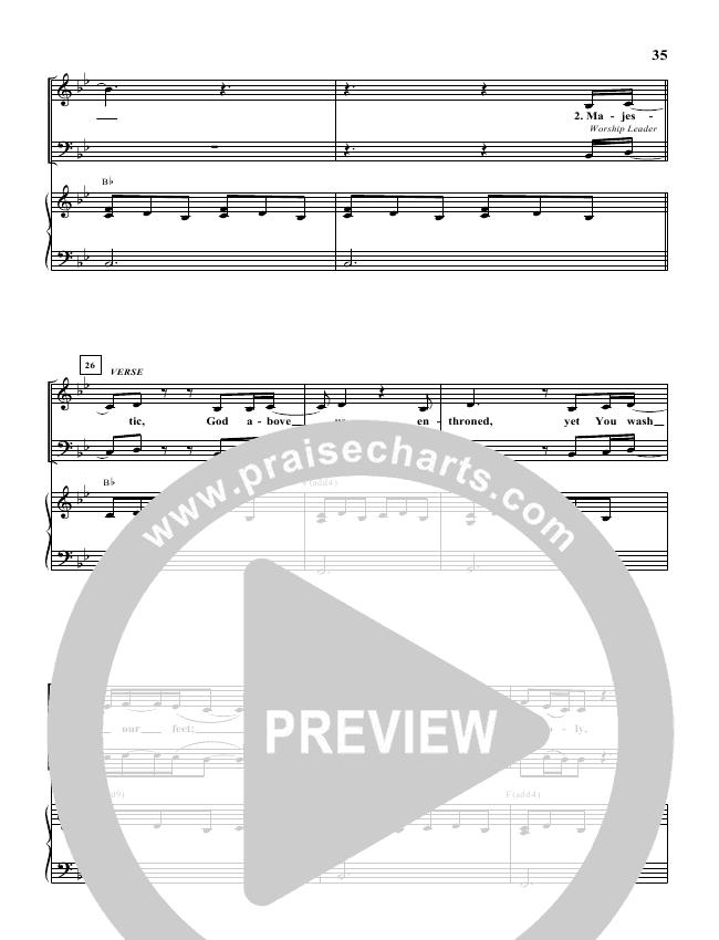 Only True God Lead & Piano (Paul Baloche)