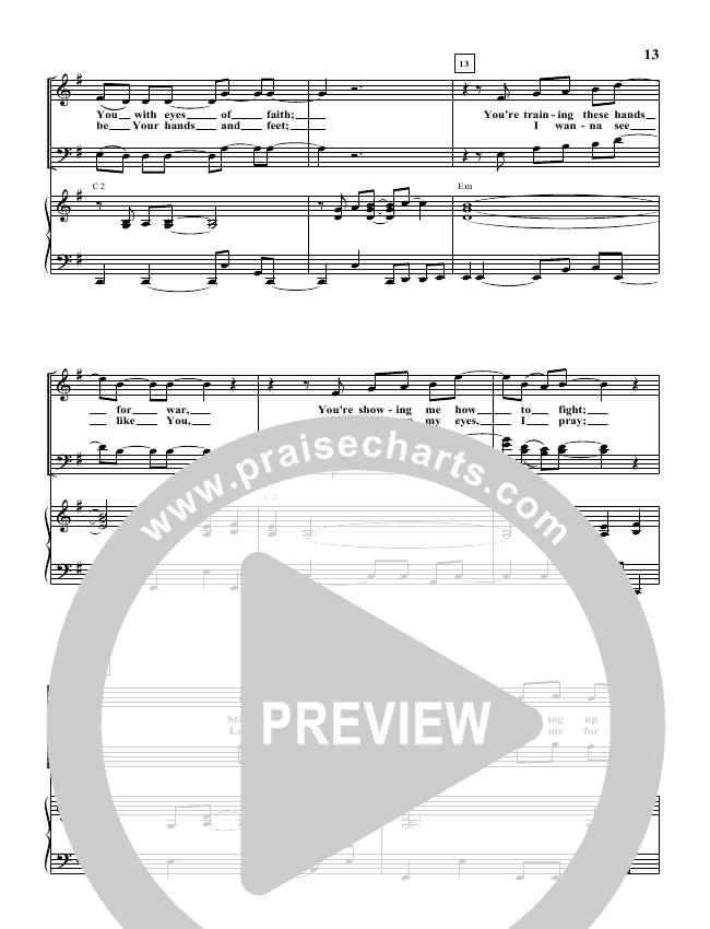 The Kingdom Of God Lead & Piano (Paul Baloche)