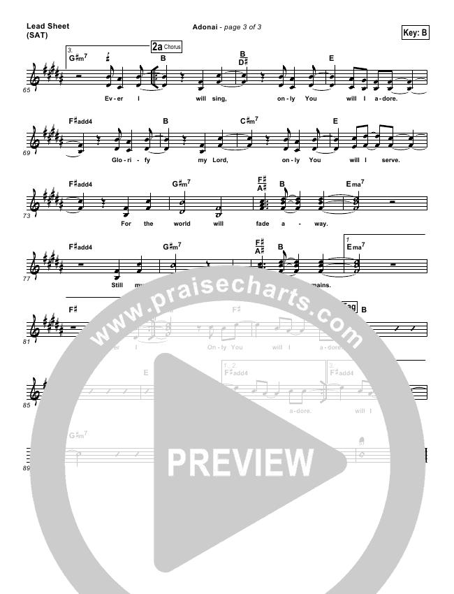 Adonai Orchestration (Hillsong Worship)