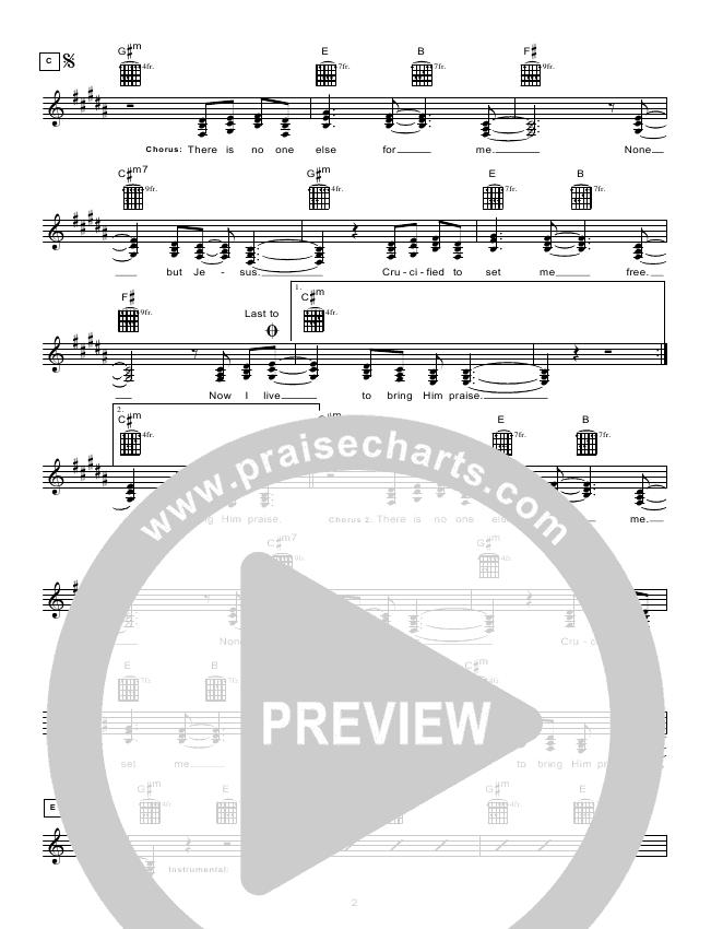None But Jesus (Instrumental) Inst. Ensemble (Hillsong UNITED)
