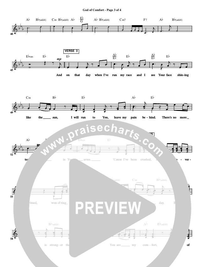 King Of My Heart String Pack (John Mark McMillan / Sarah McMillan)