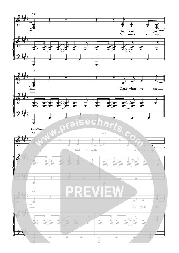 Hosanna (Praise Is Rising) Lead & Piano/Vocal (Dennis Prince / Nolene Prince)