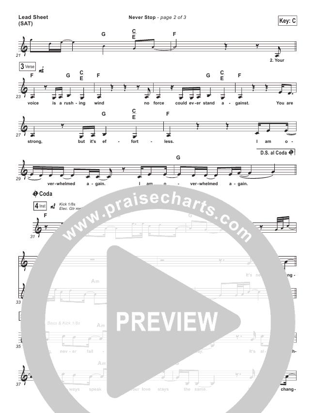 His Mercy Is More Chord Chart (Matt Boswell / Matt Papa)
