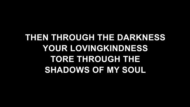 Living Hope Lyric Slides (Phil Wickham)