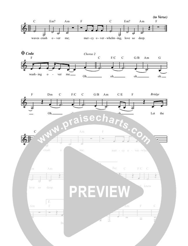Waves Lead & Piano (Worship Central / Josh Gauton / Anna Hellebronth)