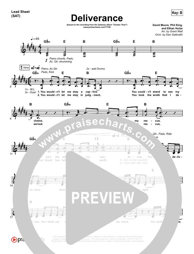 Deliverance Orchestration & Finale (GATEWAY)