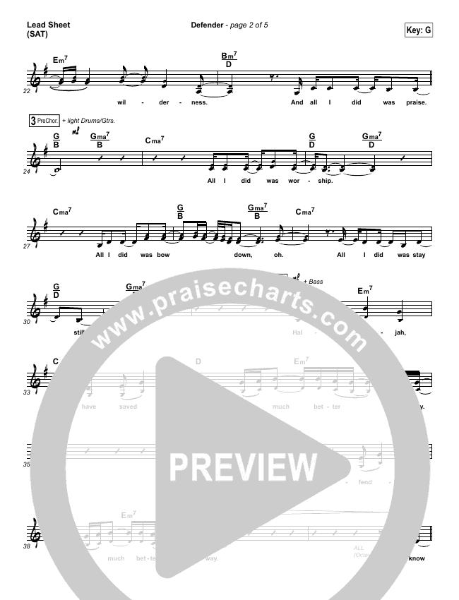 Defender Orchestration & Finale (Francesca Battistelli)