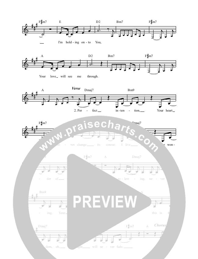See Me Through Lead & Piano (Luke + Anna Hellebronth)