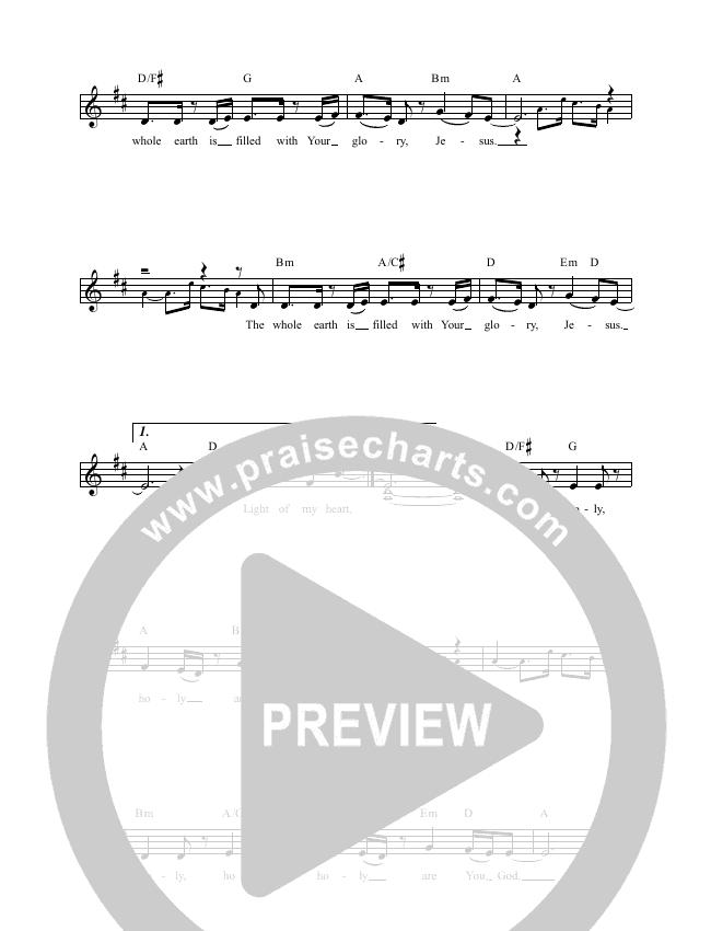 Forever My King Lead & Piano (Darlene Zschech / Leeland / Dustin Smith / HopeUC / Chardon Lewis)