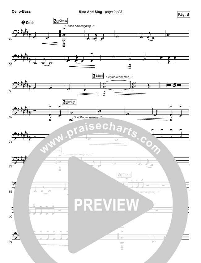 Rise And Sing String Pack (FEE Band)