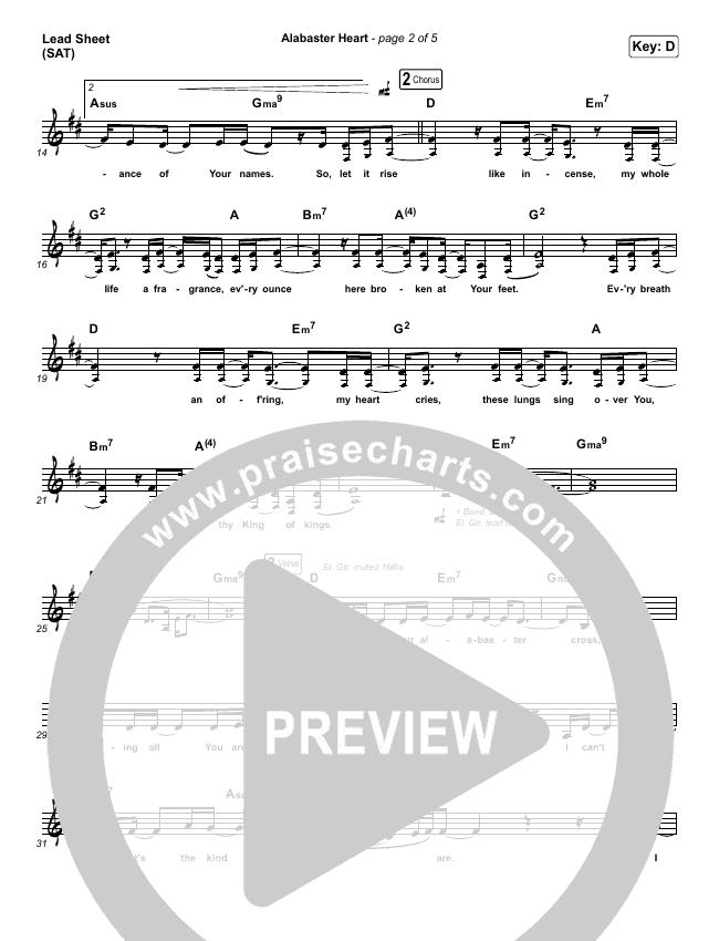 Alabaster Heart (Live) Orchestration & Finale (kalley / Bethel Music)