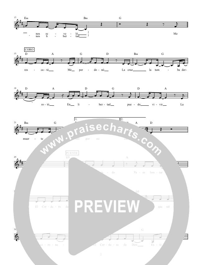 La Pasion (The Passion) Lead Sheet (Hillsong en Espanol / Hillsong Worship)