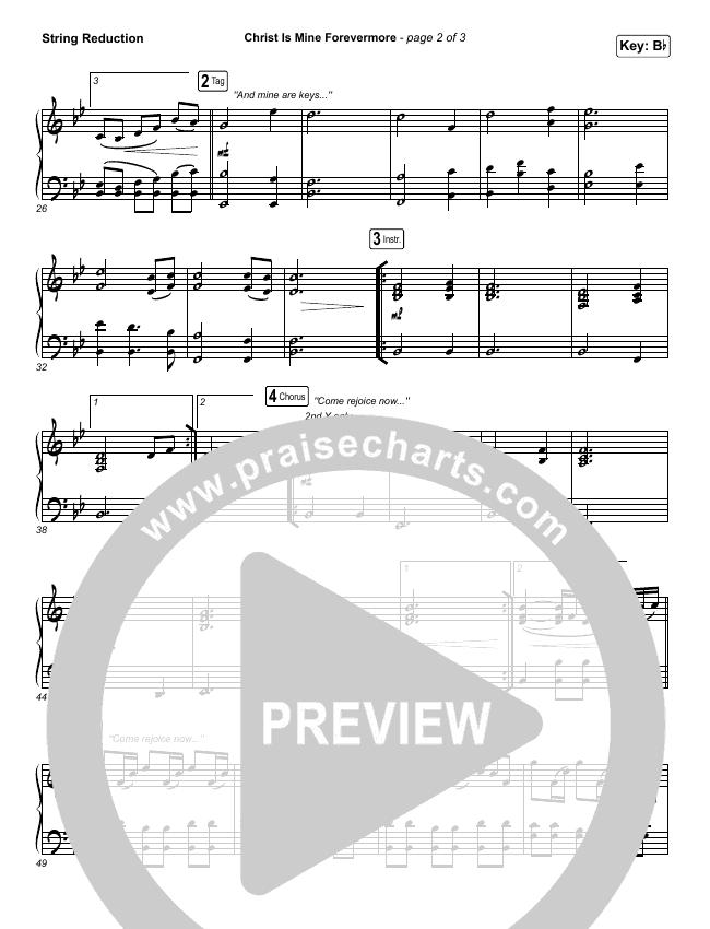 Christ Is Mine Forevermore String Pack (CityAlight)