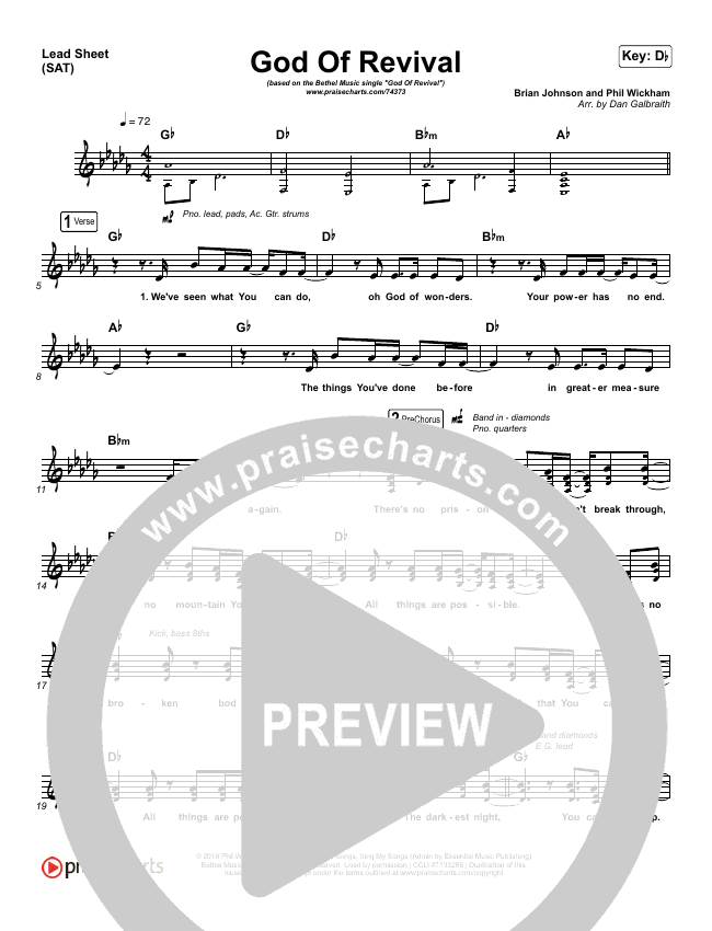 God Of Revival (Live) Orchestration & Finale (Bethel Music)