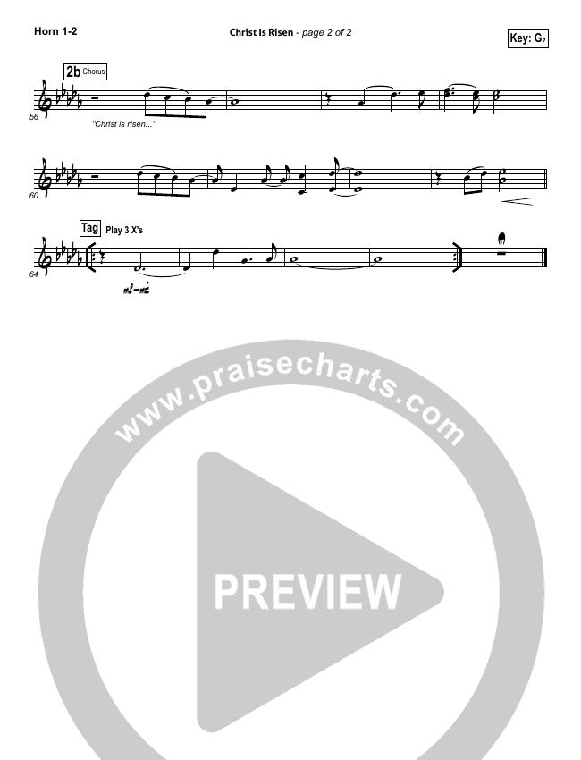 Christ Is Risen Brass Pack (Matt Maher)