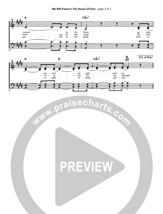 World Needs Jesus Lead Sheet (River Valley Worship)