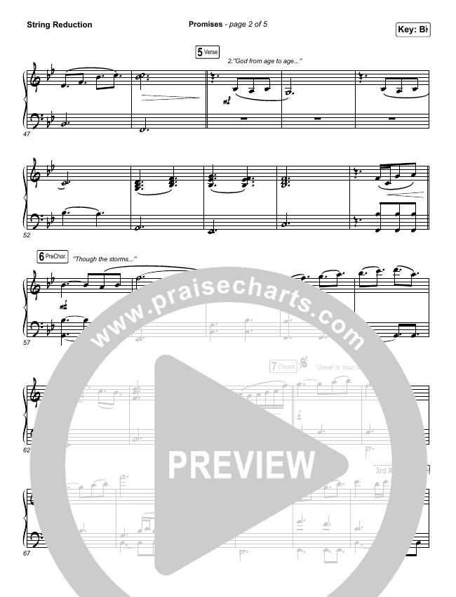 Promises String Pack (Maverick City Music)