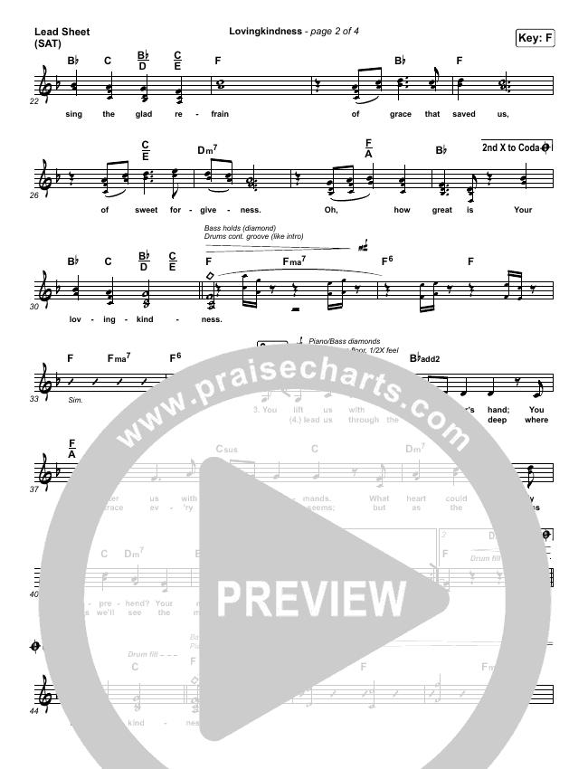 Lovingkindness Orchestration & Finale (Keith & Kristyn Getty / Matt Redman / Matt Boswell / Matt Papa)