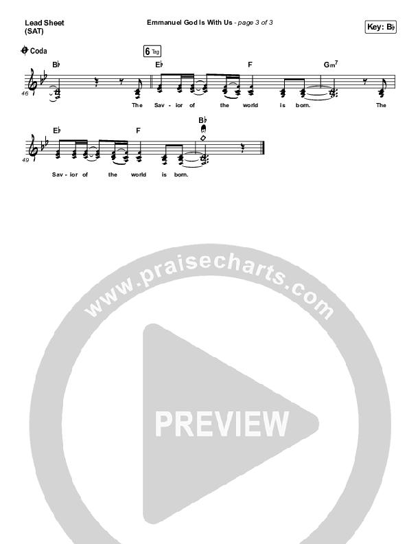 Emmanuel God With Us (Live) Orchestration (Chris Tomlin)
