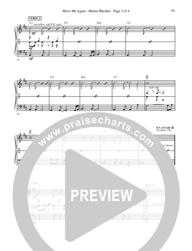 Move Me Again Rhythm Chart (Scott Faircloff)