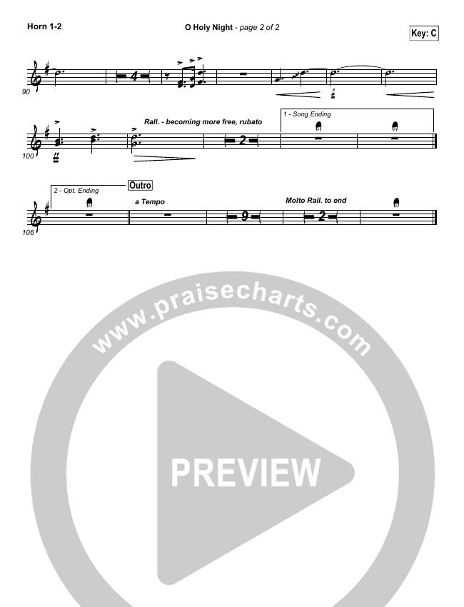O Holy Night Brass Pack (Chris Tomlin)